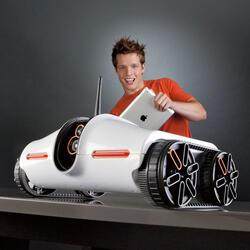 Rover - Wireless Spy Tank for iPad