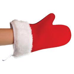 Santa's Glove Oven Mitt