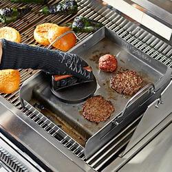 Smash N' Sear Burger Tool