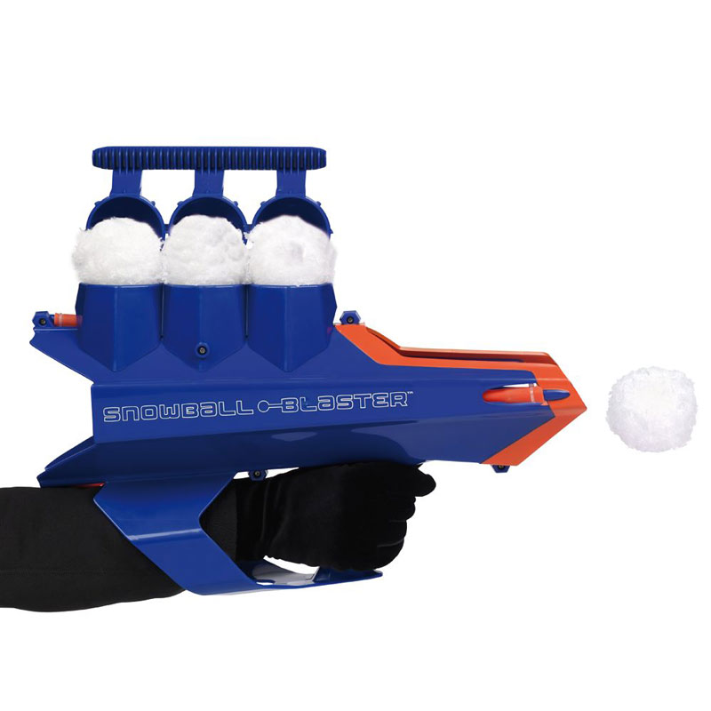 Snowball Blaster 50 Launcher The Green Head
