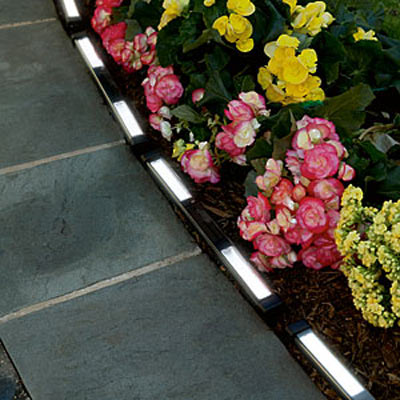 hgtv solar pathway lights costco elegant led edging garden path best landscape reviews smartyard
