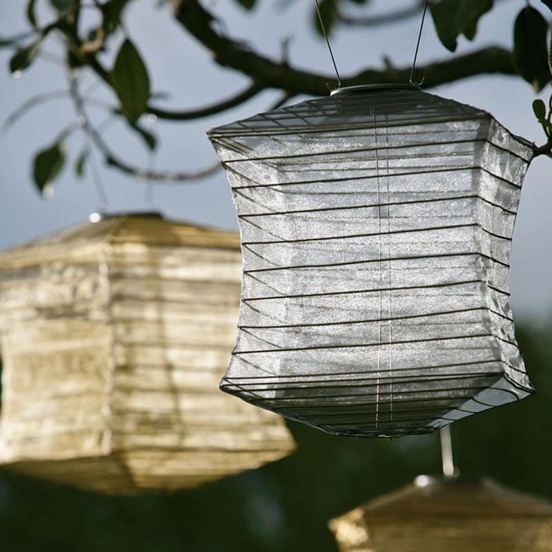 Solar Asian Lanterns 99