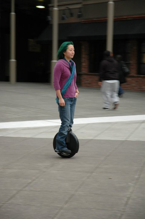 Solowheel Bc Self Balancing Electric Unicycle The