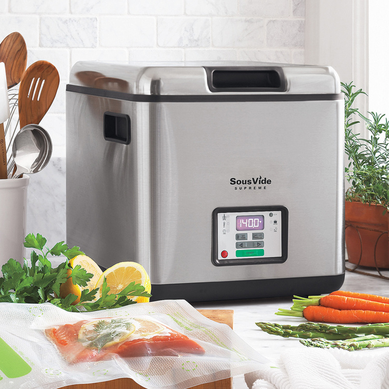 Sousvide Supreme Water Oven The Green Head