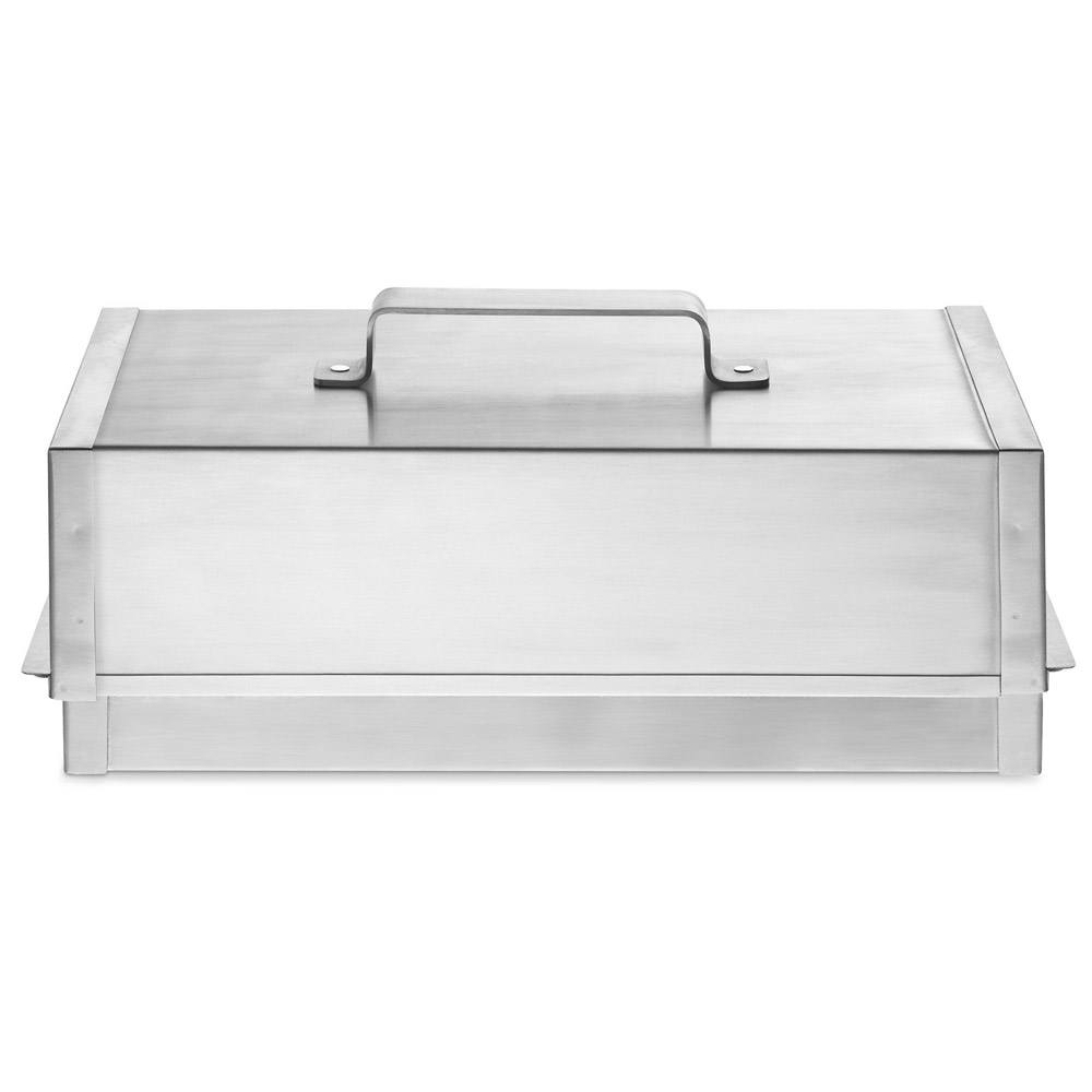 stainless steel smoker box the green head. Black Bedroom Furniture Sets. Home Design Ideas