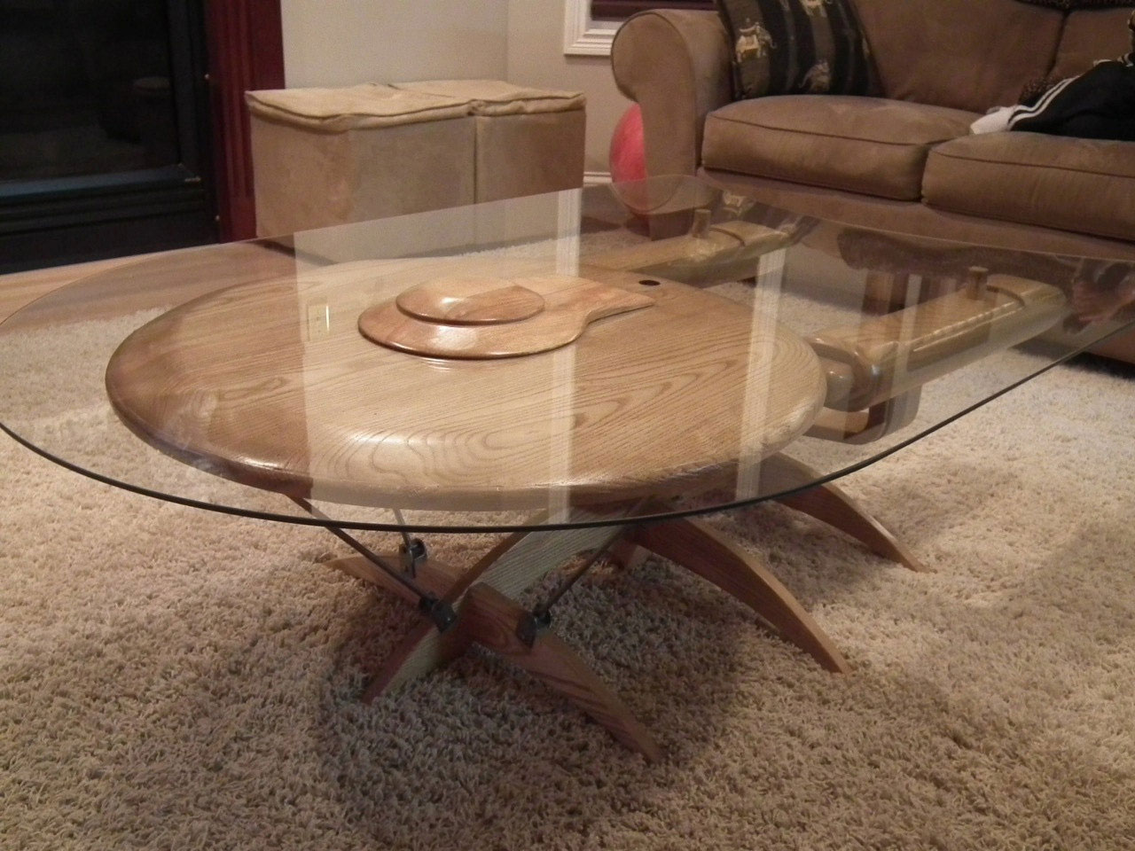 Image Result For Homemade Coffee Table Ideas