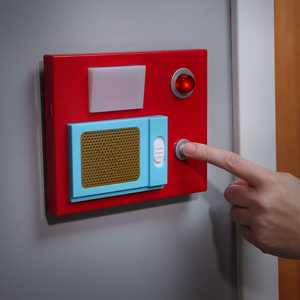 Star Trek Motion Sensitive Door Chime