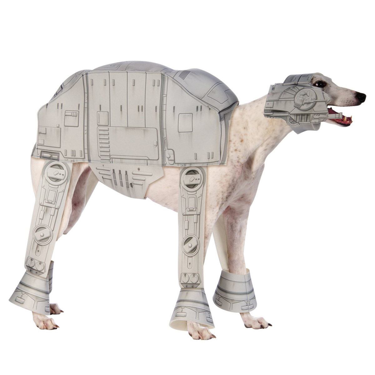 Star Wars At At Imperial Walker Dog Costume The Green Head