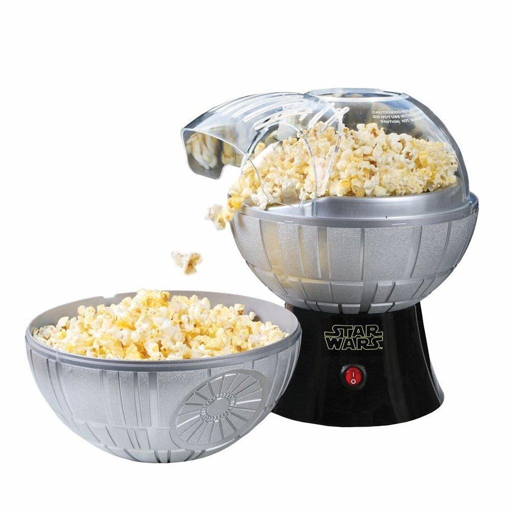 Star Wars Death Star Hot Air Popcorn Maker The Green Head