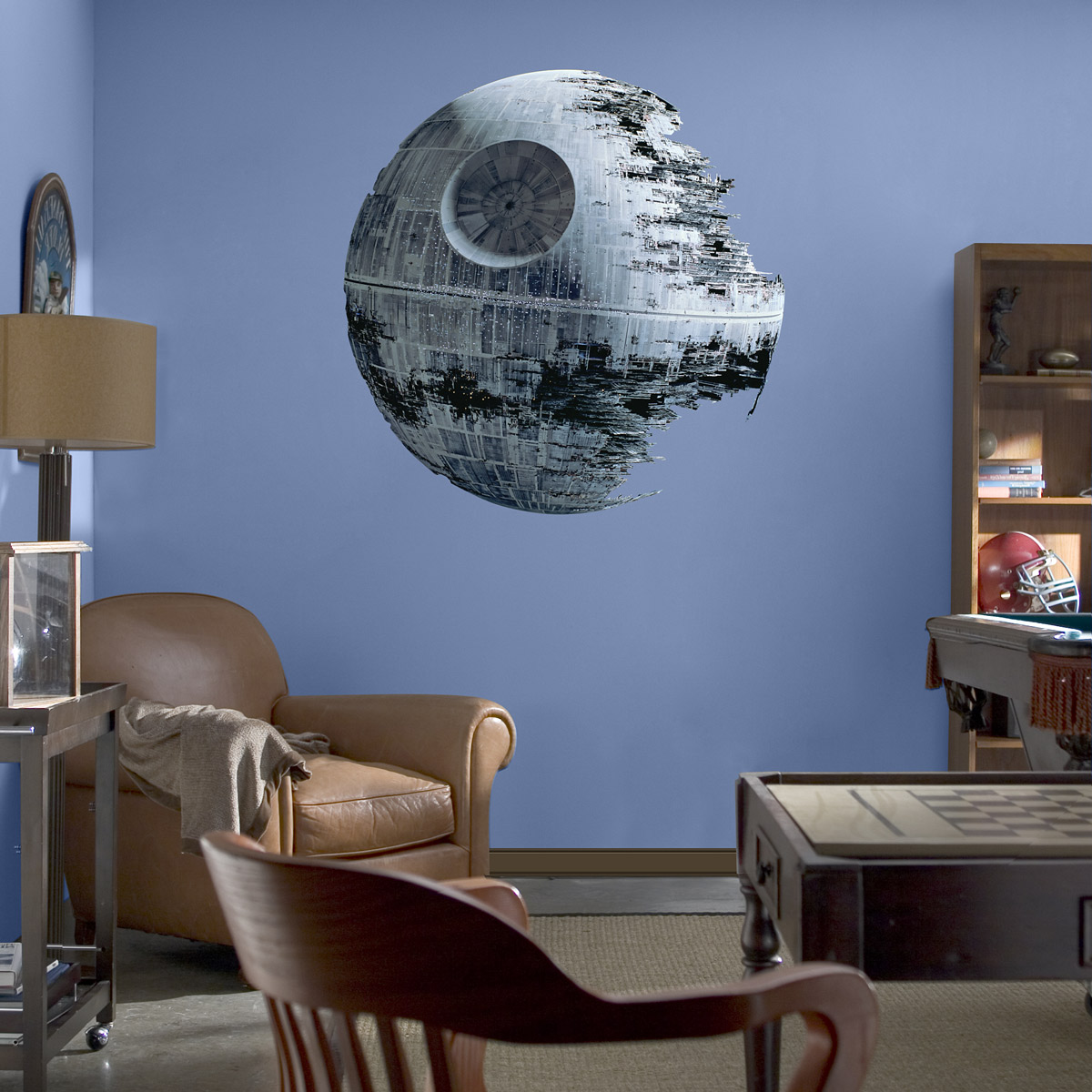 Star Wars Death Star Ii Giant Fathead Wall Graphic The