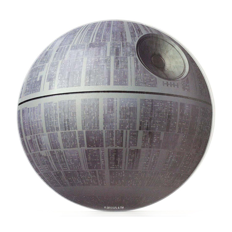 star wars death star worktop saver the green head. Black Bedroom Furniture Sets. Home Design Ideas