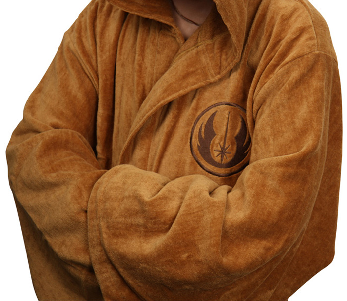 Star Wars Jedi Bathrobe fccb2cb51