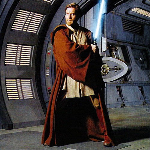Star wars obi wan kenobi jedi cloak the green head for Obi easy pool