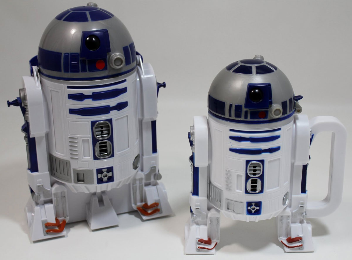 R2d2 360 View Advertisement