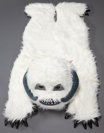 Star Wars Wampa Rug The Green Head