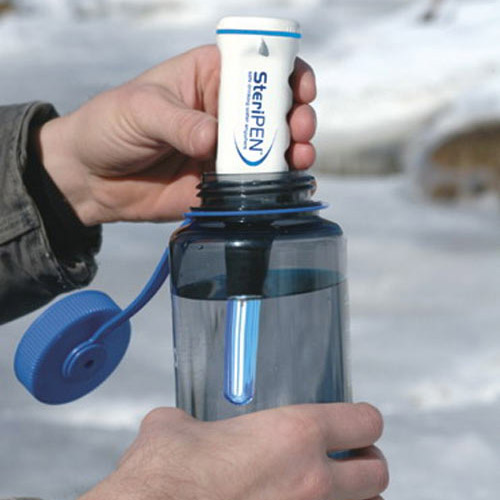 Steripen Portable Uv 48 Second Water Purifier The