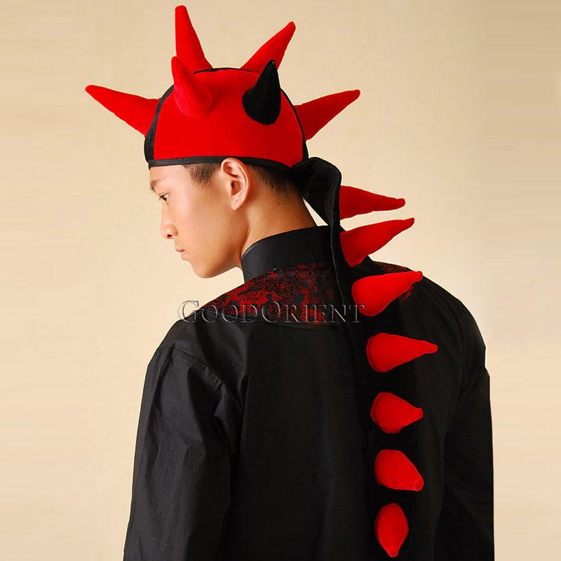 8898c85fb76 Stuffed Dinosaur Hat