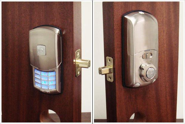 Sunnect Advanced Protection Digital Door Lock
