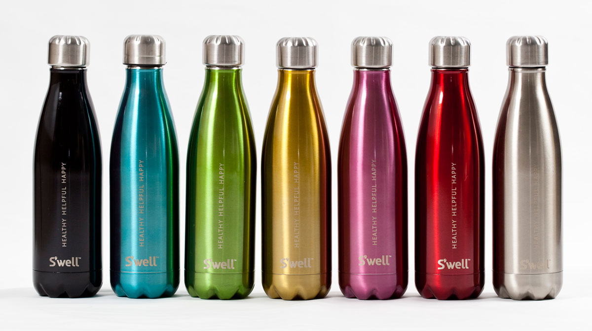 S Well Stainless Steel Insulated Water Bottle The