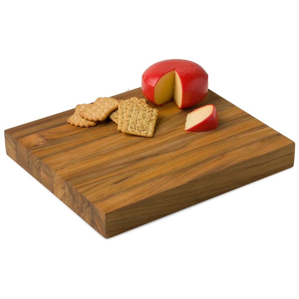 Teak Cutting Board The Green Head
