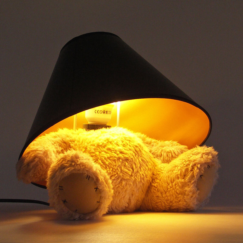 Lamp of a Teddy Bear