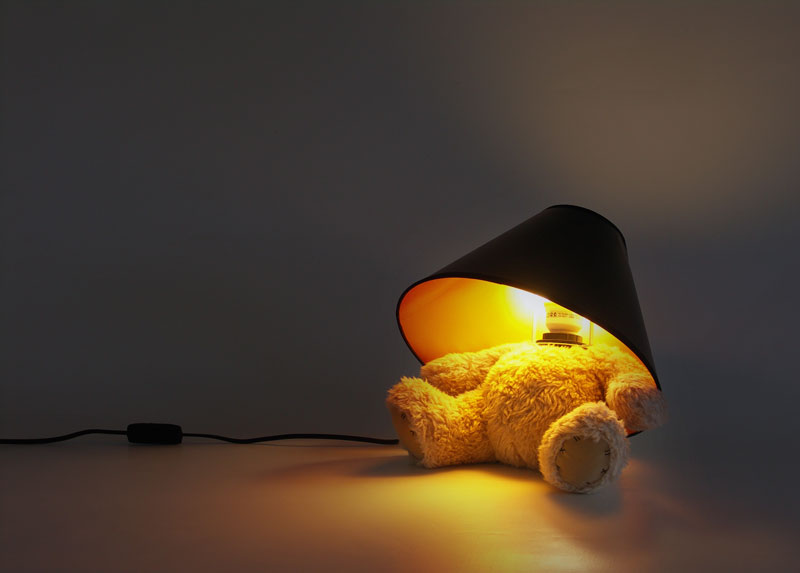 Teddy Bear Lamp Images