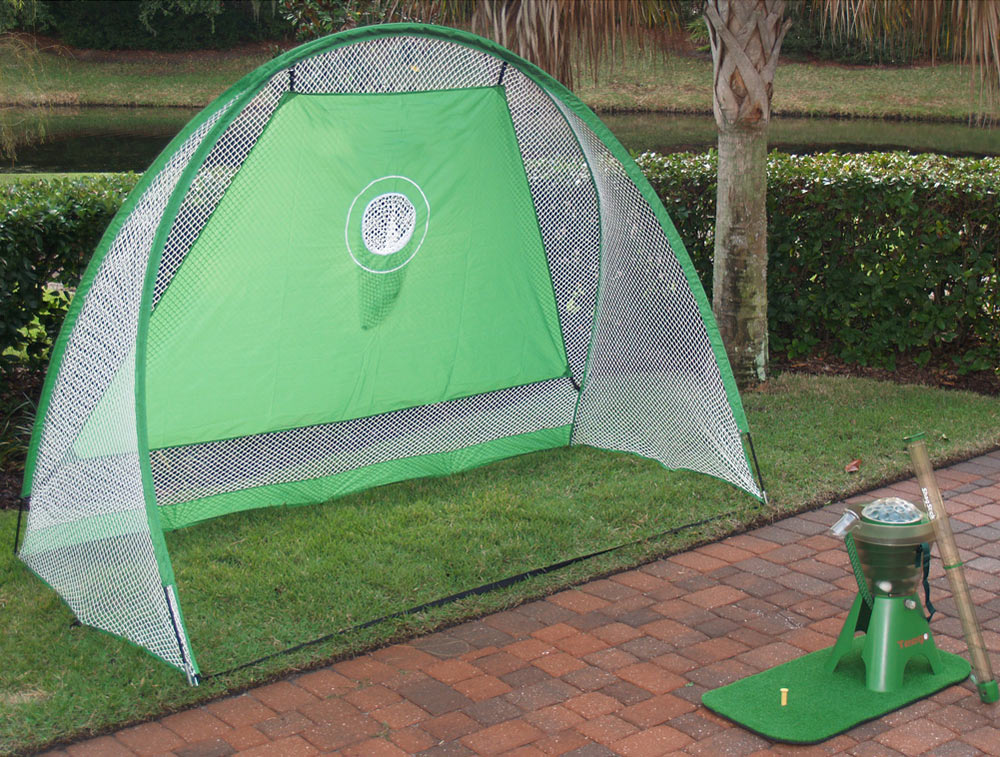teego backyard driving range the green head
