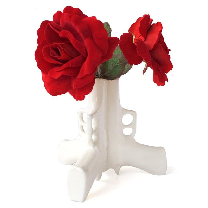 3 Guns Table Vase The Green Head