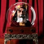 $75,000 Swami Conversational Robot Head