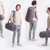 The Adjustable Bag - World's Most Versatile Convertible Bag