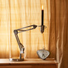 Adjustable Swing Arm Candle Holder