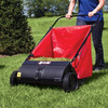 Agri-Fab Push Lawn Sweeper -  Leaves, Grass Clippings, and Lawn Debris