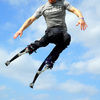 Air-Trekkers - Extreme Jumping Stilts