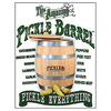 Amazing Pickle Barrel - Make Your Own Pickles and More