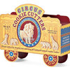 Animal Cracker Circus Cookie Cutters