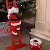 Animated Climbing Santa Claus