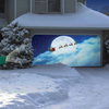 Animated Holiday Scenes Projector