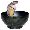 Animated Striking Cobra Halloween Candy Bowl