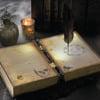 Animated Writing Spellbook