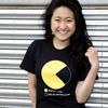 Anti-Clothes: Pac Man Graph T-Shirt