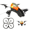 AR.Drone Quadricopter - Augmented Reality Flying Machine