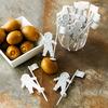 Astronaut Lunar Landing Appetizer Picks