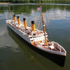 Authentic 6 Foot Remote Controlled RMS Titanic!