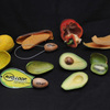 AvoLoop - Peel, Prep, and Seeding Tool for Fruits and Vegetables