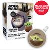 Grogu / Baby Yoda Marshmallow Hot Chocolate Bomb