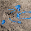 Bag O' Beach Bones - Life-Size Skeleton Sand Mold