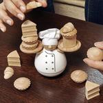 Balance the Baker Stacking Game