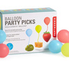 Balloon Party Picks