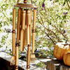 Bamboo Skeleton Wind Chimes