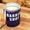 Barbershop Candle